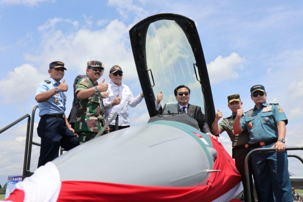 TNI AU Resmi Terima 24 Pesawat F-16 C/D Block 52ID