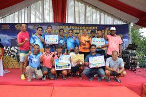 Penutupan Turnamen Pangkosek III Cup Tahun 2018