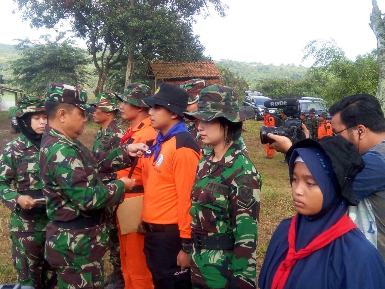 Latihan Survival Dasar 2018 Lanud Halim PK Berakhir