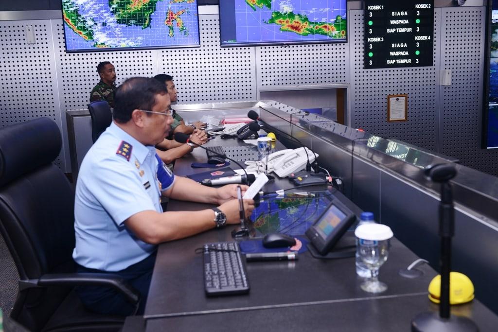 """Latihan Pertahanan Udara Nasional Perkasa """"C"""" Tahun 2018 Berakhir"""