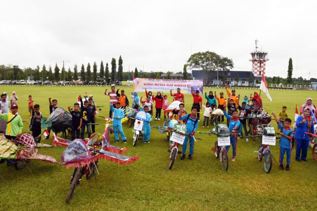 Bulan Dirgantara 2018 di Lanud Pangeran M. Bun Yamin