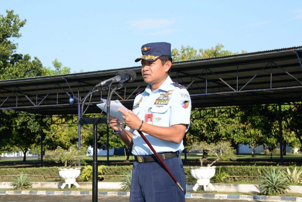 "Upacara Bendera 17-an di Lanud Adisutjipto: Netralitas TNI adalah ""Harga Mati""."
