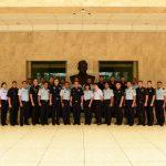 15 Perwira RTAF Kunjungi Mabesau