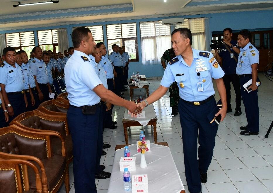 Sejahterakan Prajurit, TNI AU Gandeng PT. Adhi Karya