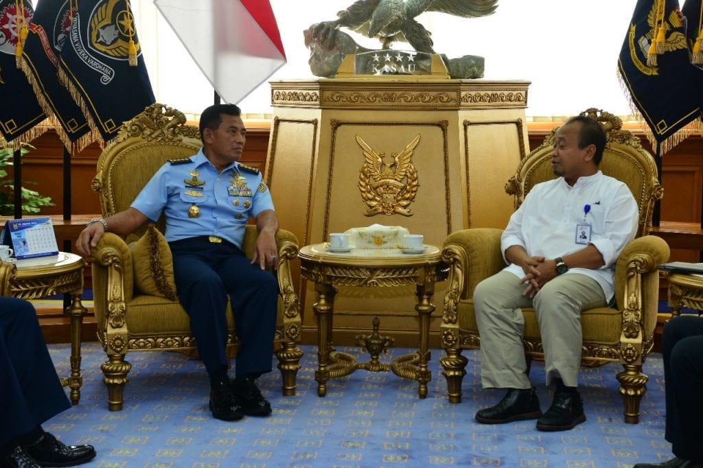 Bantu distribusi barang di Indonesia Timur, TNI AU Siapkan Pilot terbangkan Airbus A-400 M