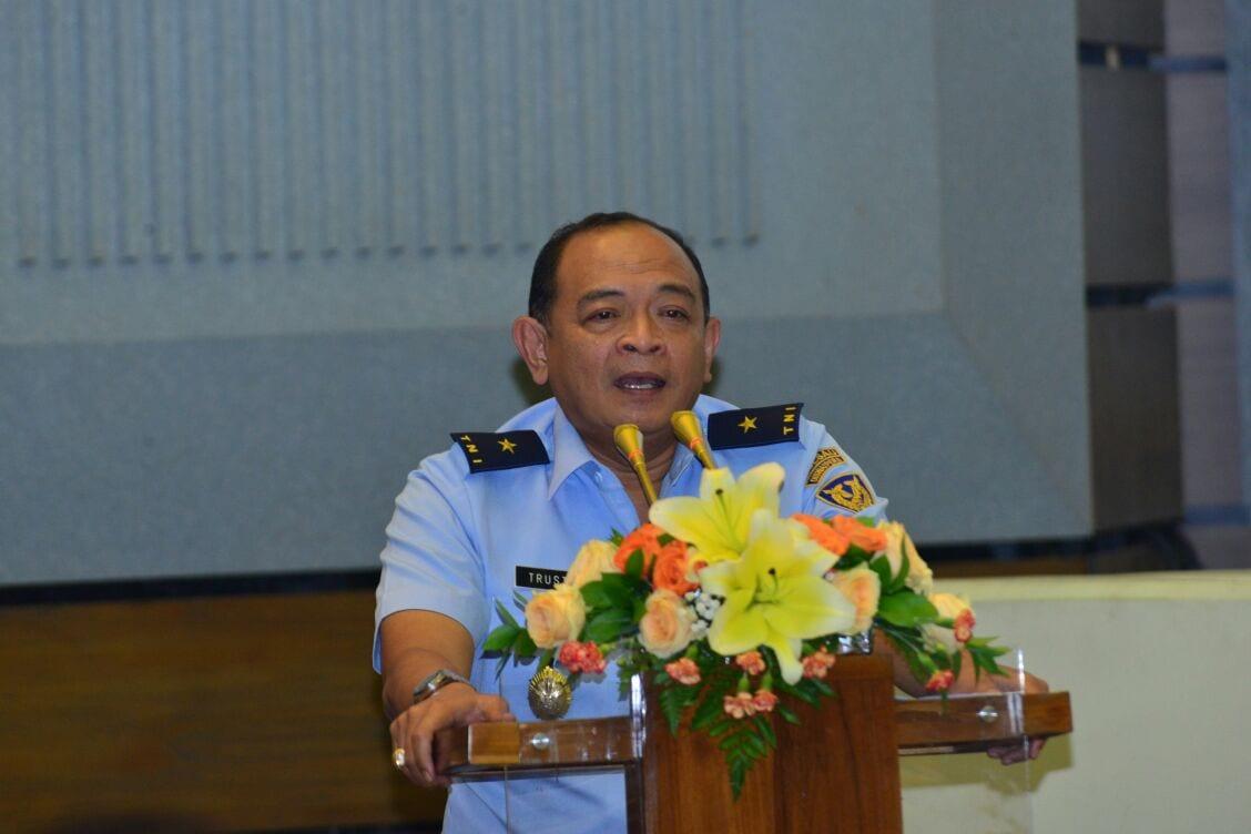 Sejahterakan Prajurit, TNI AU Bangun 1.000 Rumah Non Dinas