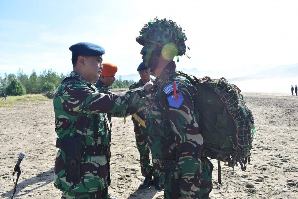 Kadislog Lanud Smo Tutup Latihan Olah Yuda Caprasis Semata PK TNI AU A-74