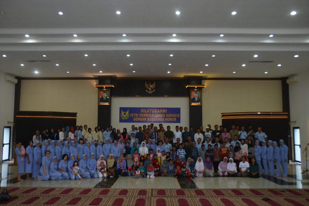 PIA AG Lanud Supadio Gelar Silaturahmi