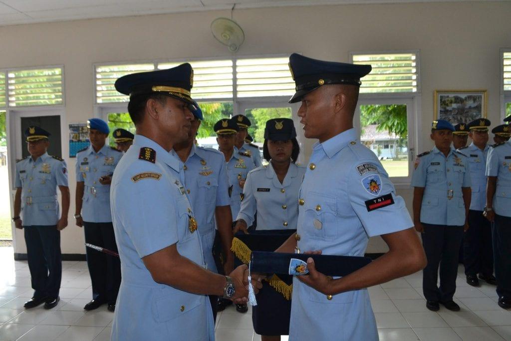 Danlanud Adi Soemarmo Tutup Pendidikan Sejursarta Jasmil Angkatan Ke-8