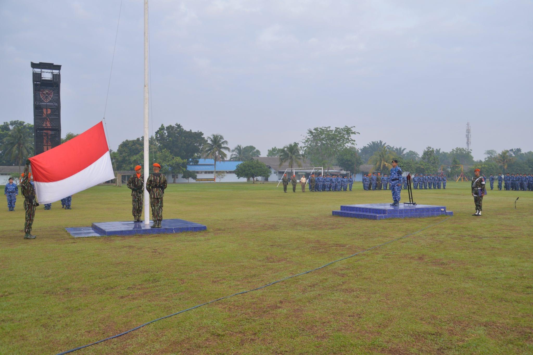 Upacara Bendera 17-an di Wilayah Medan