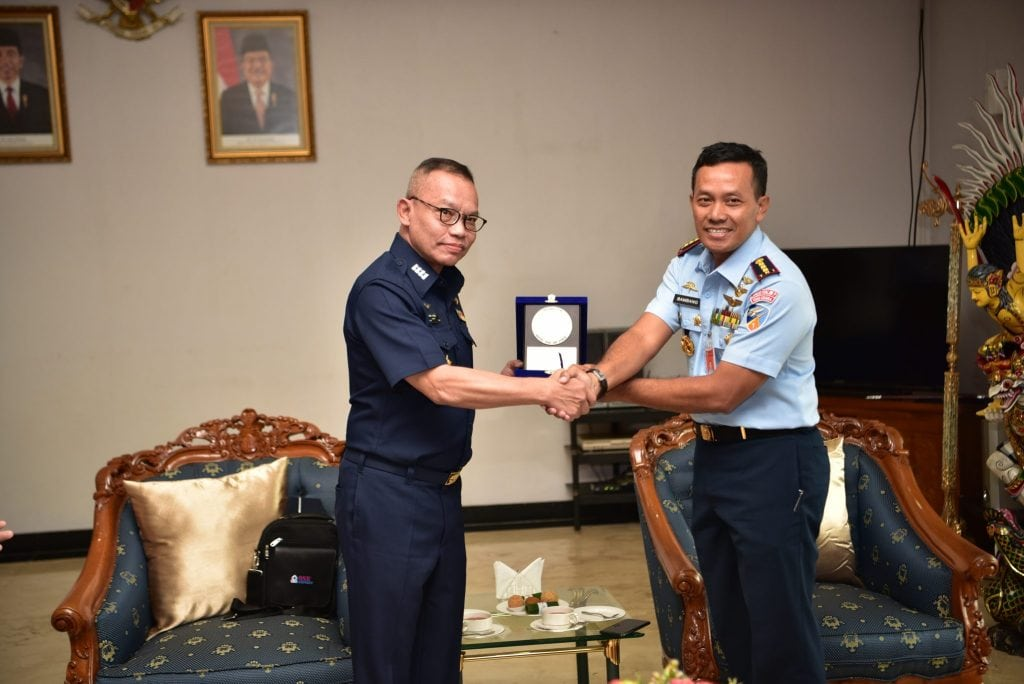 Junior Officers Exchange Visit Program RTAF Ke Lanud Halim Perdanakusuma