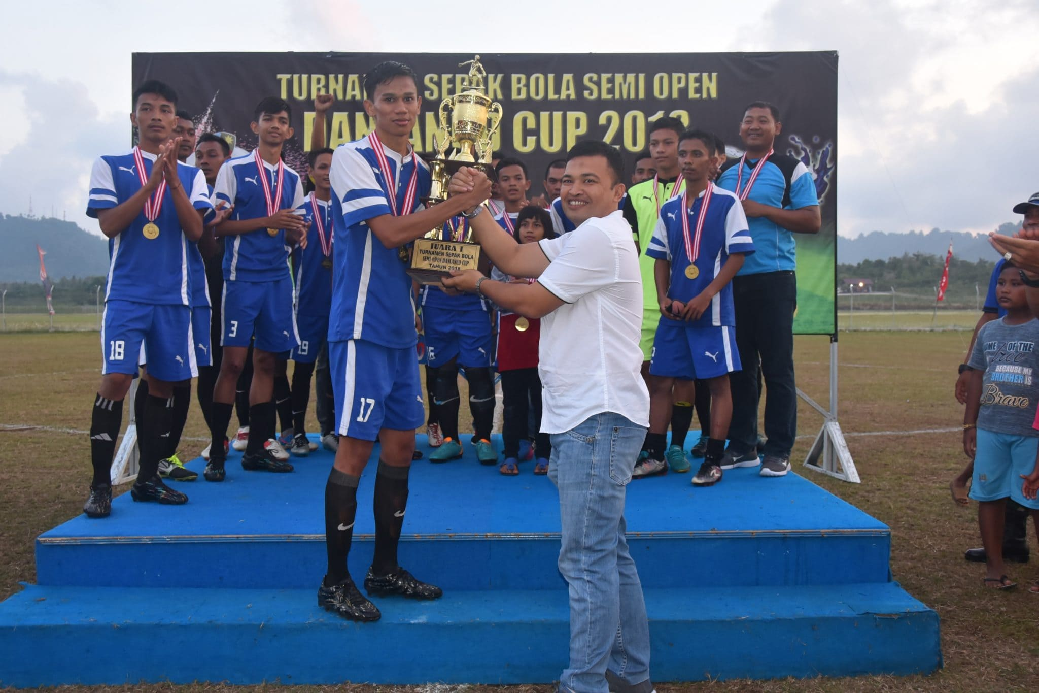 Piala Tetap Danlanud Cup I Tahun 2018 Bergulir Ke Angkasa Jr