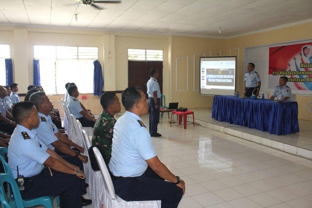 Sosialisasi Pembinaan Potensi Dirgantara di Daerah Perbatasan Wilayah Udara