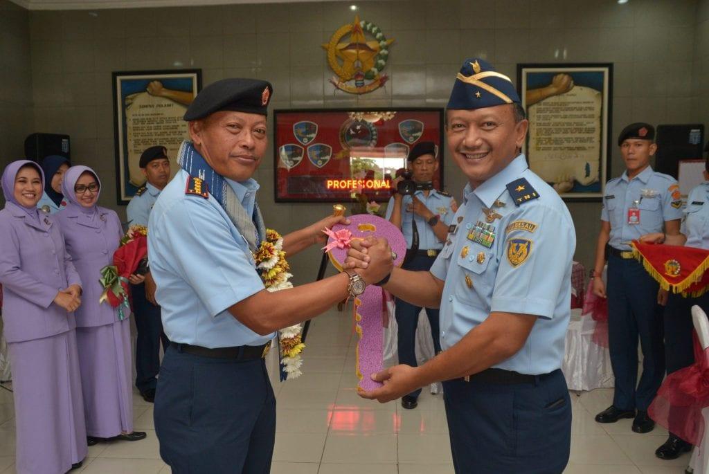 Passing In dan Passing Out Pangkosekhanudnas II