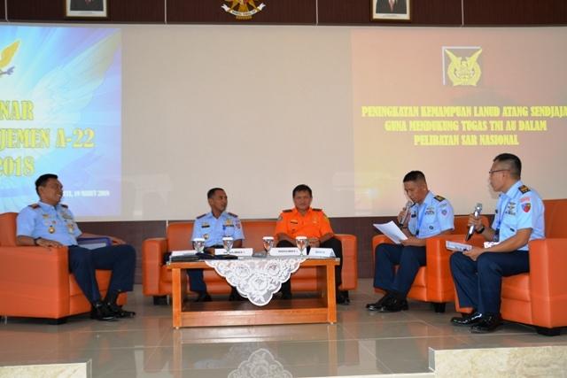 Seminar Suspajemen A-22 Bahas OMSP