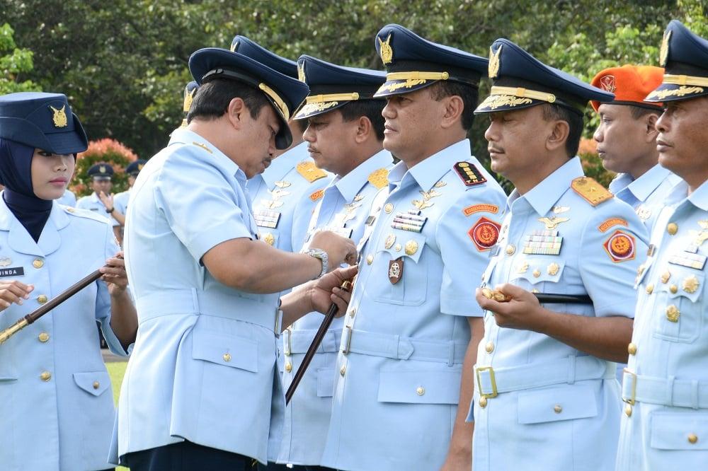 Kolonel Pnb S. Chandra Siahaan Pangkosekhanudnas I Yang Baru