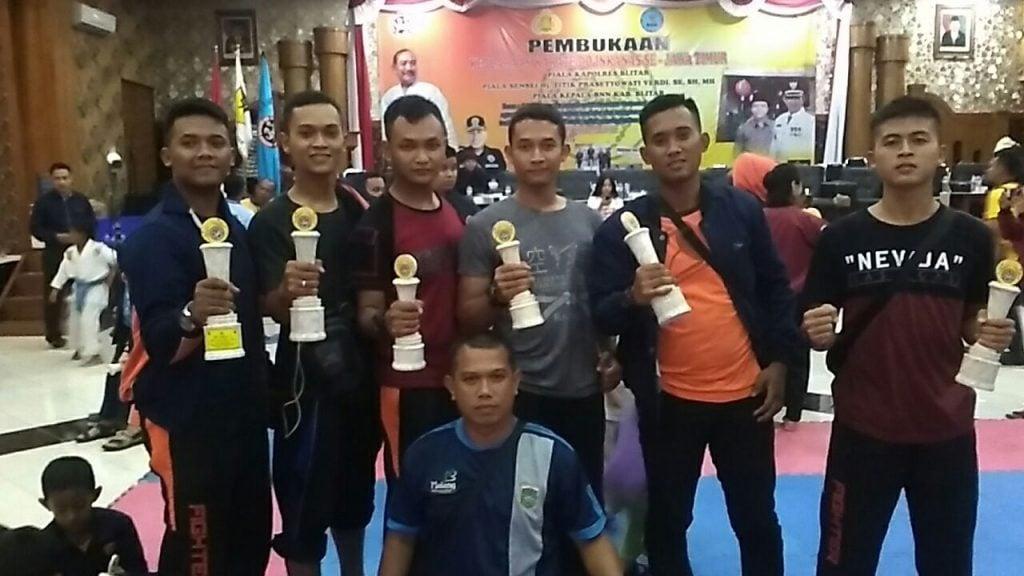 Kontingen Karate Paskhas Peringkat 2 Kejurda Inkanas Se-JawaTimur