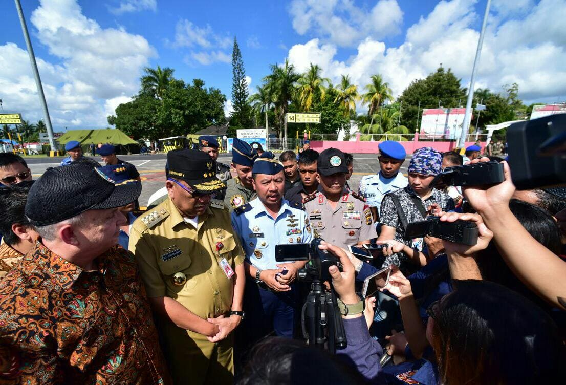 Cope West 2018, TNI AU & USAF Latihan Bersama Di Manado