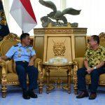 TNI AU Dukung Kegiatan Menwa UGM