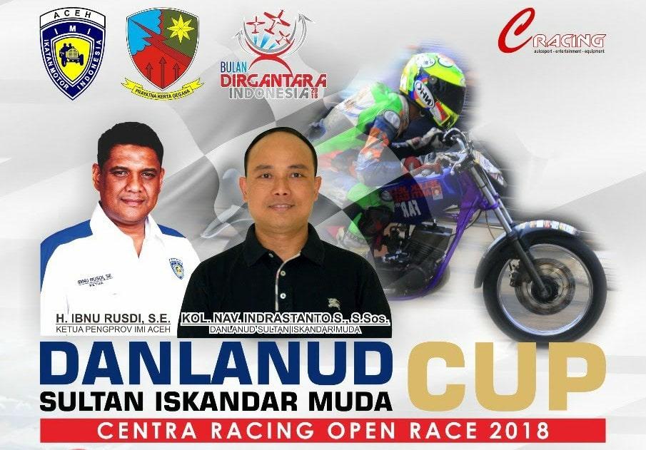 Danlanud Sim Cup Centra Racing Open Race Segera Bergulir