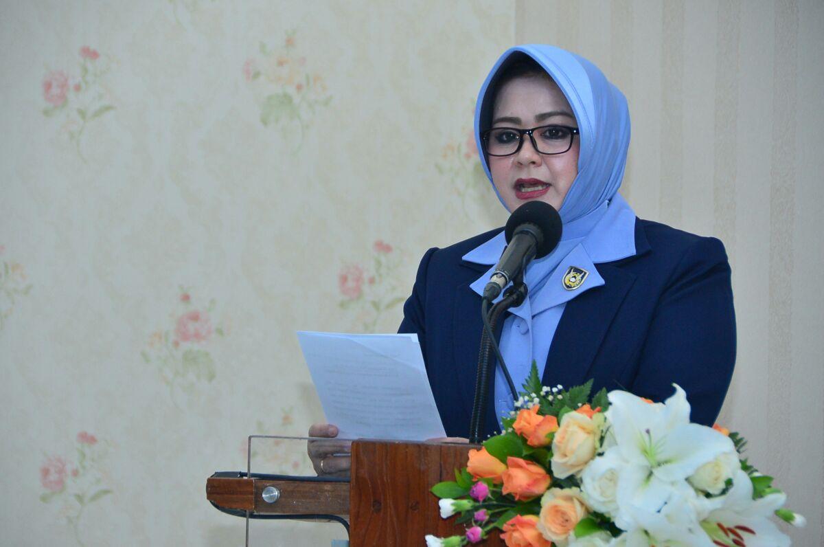 Ketum PIA Ardhya Garini : Program Kerja PIA Harus Fokus Pada Kesejahteraan Prajurit TNI AU