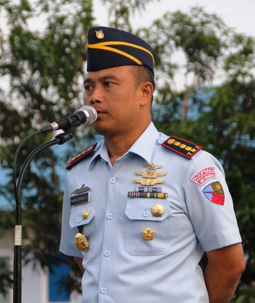 DANLANUD SIM : KITA ADALAH ASET TNI ANGKATAN UDARA