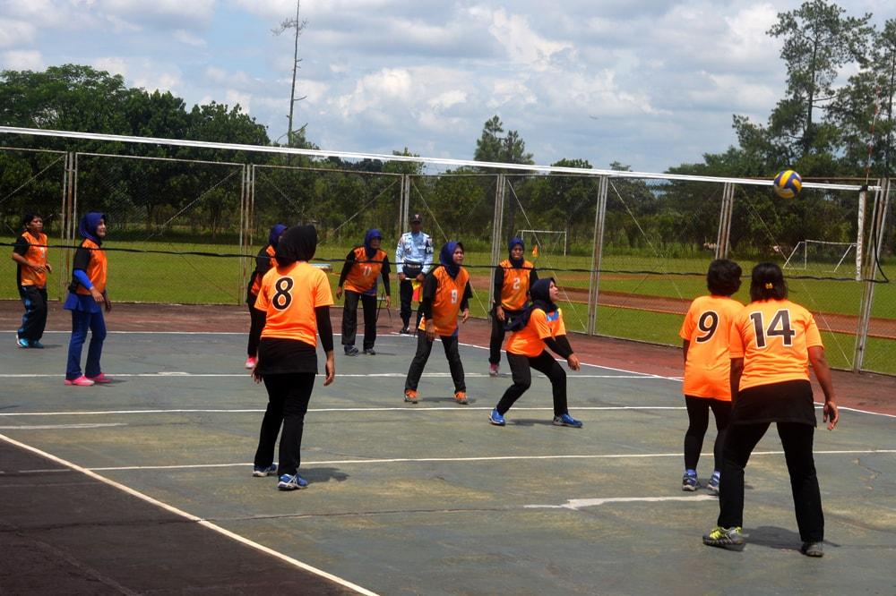 Team Volly Dinas Personel, Kandaskan Team Sathar 33