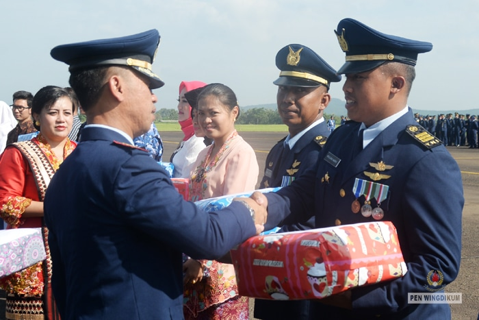 Wingdikum Juara 2 Gateball Peringatan Ke-72 Hut TNI AU Di Bogor
