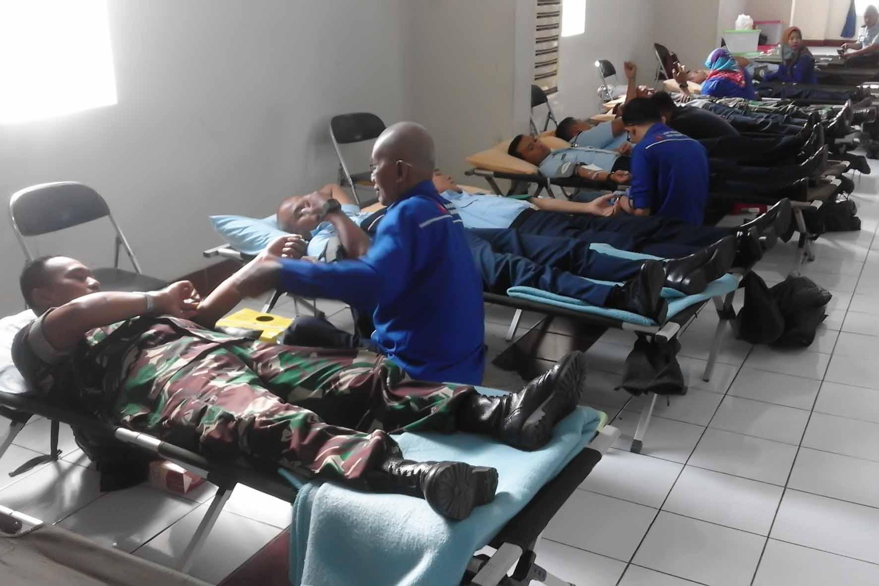 Donor Darah Bentuk Kepedulian Terhadap Sesama