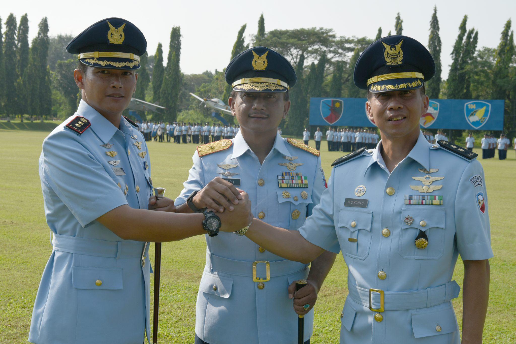 Letkol Pnb Frando Marpaung Jabat Danskadik 101 Lanud Adisutjipto