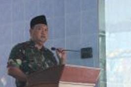 Peringatan Isra' Mi'raj Dipusdiklat Hanudnas Surabaya