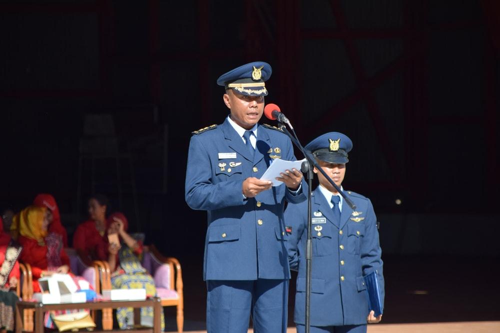 Dirgahayu Ke-72 TNI Angkatan Udara Dari Bumi Flobamora