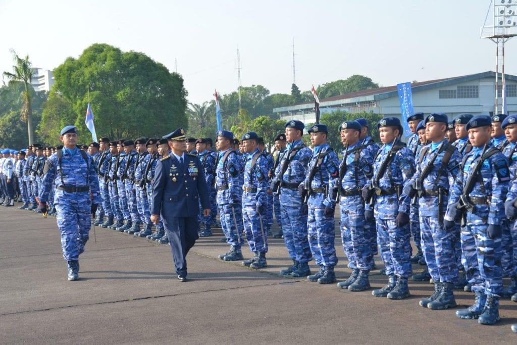 Puncak Peringatan Hut Ke-72 TNI AU Tahun 2018 Di Wilayah Medan