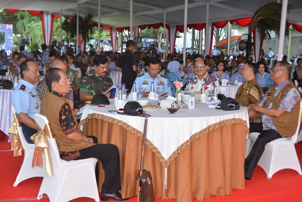 Panglima TNI Resmikan Museum Engine dan 4 Pesawat Legendaris TNI AU