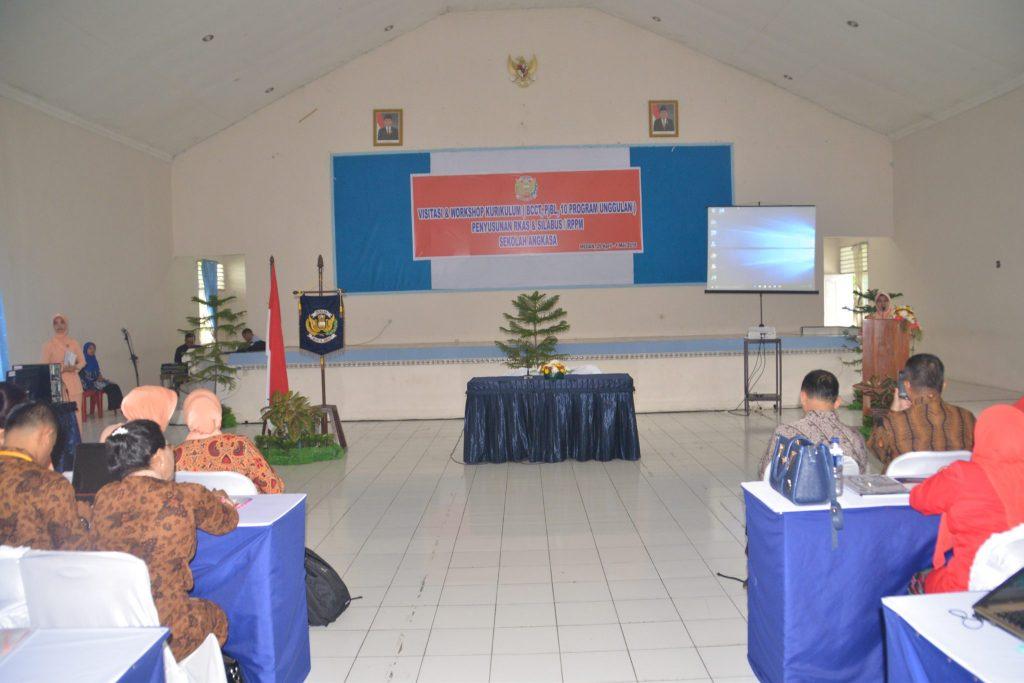 Yasarini Pengurus Cabang Lanud Soewondo Nyonya Rumah Visitasi Dan Workshop