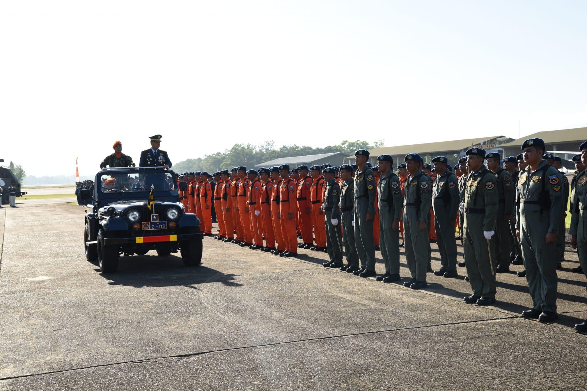 TNI Angkatan Udara Tetap Memiliki Tekad Dan Komitmen Yang Kuat