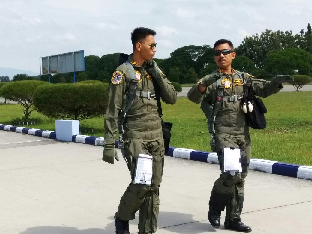 Rabu, Lima Penerbang T-50i Lahir Usai Lulus Terbang Solo