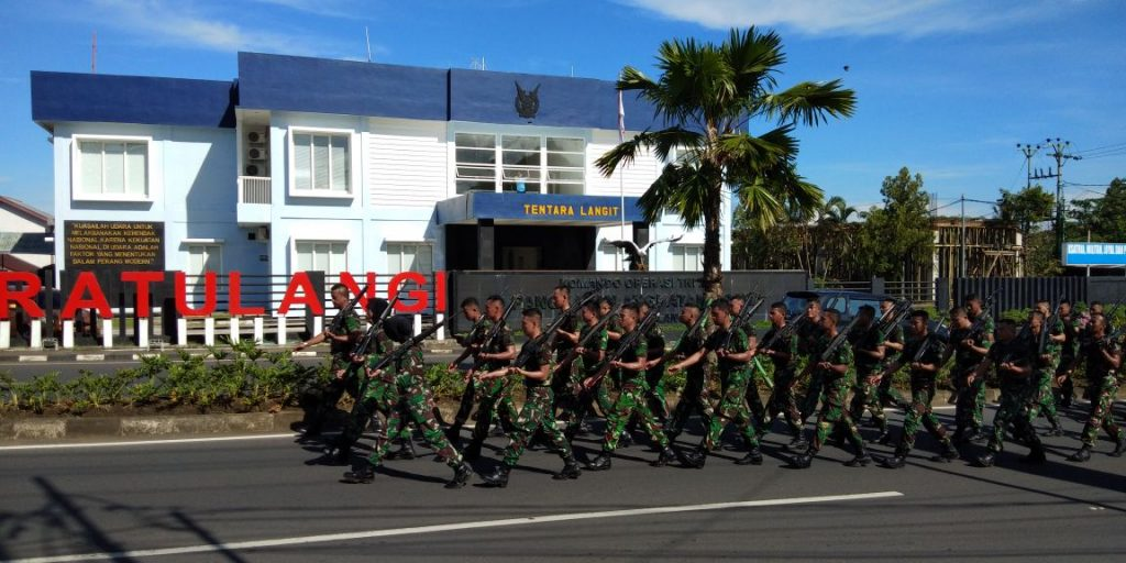 Minggu Militer Di Lanud Sam Ratulangi