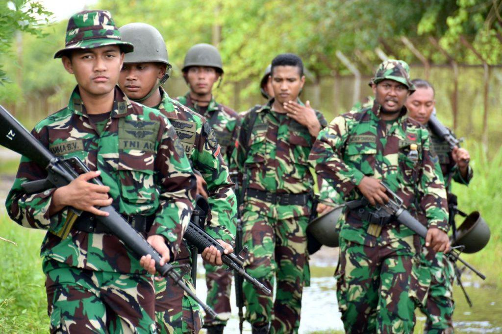 Minggu Militer Lanjutan di Lanud Sam Ratulangi
