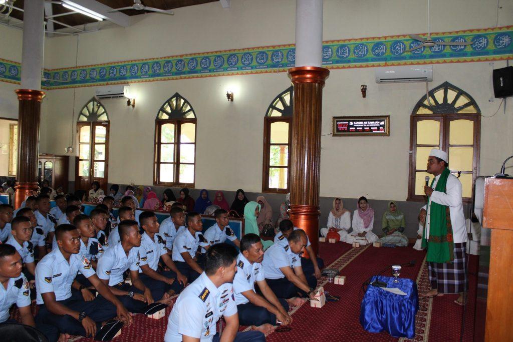 Lanud Suryadarma Memperingati Isra' Mi'raj Nabi Muhammad SAW