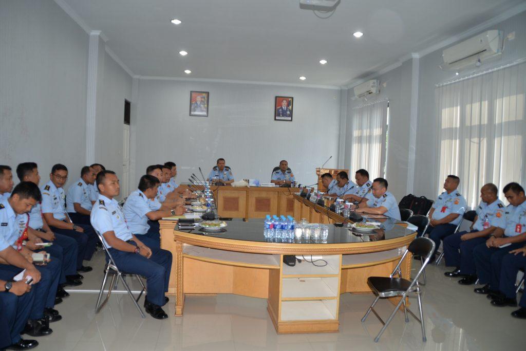 Pengawasan Dan Pemeriksaan Inspektorat TNI AU Di Kosekhanudnas III