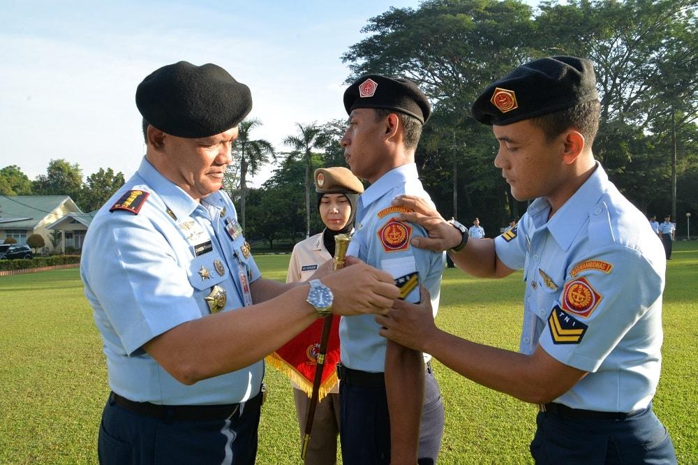 15 Personel Kosekhanudnas I Naik Pangkat