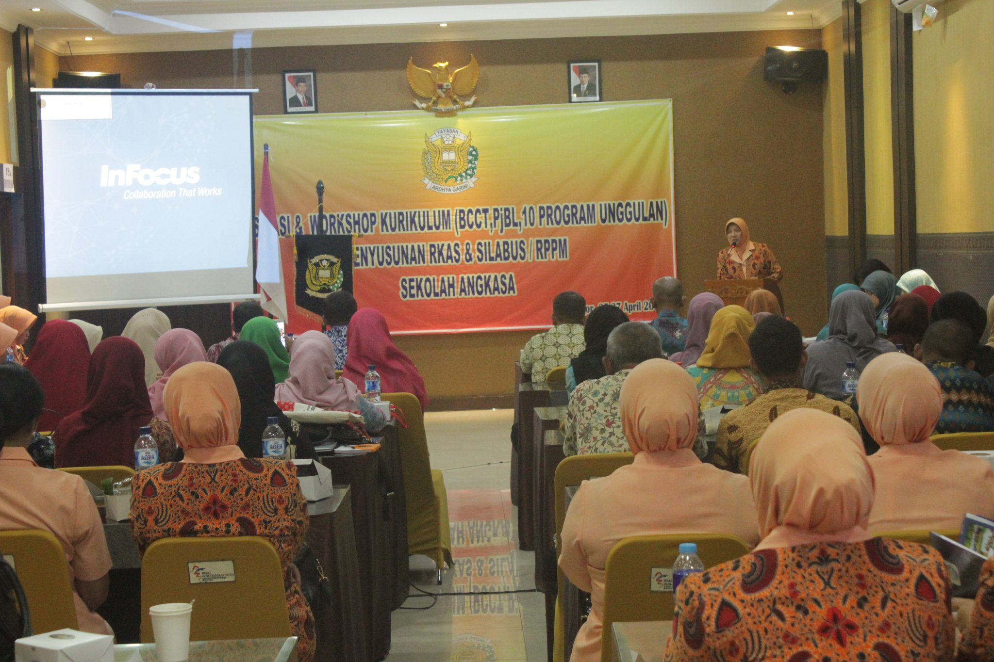 Workshop Yasarini Ditutup