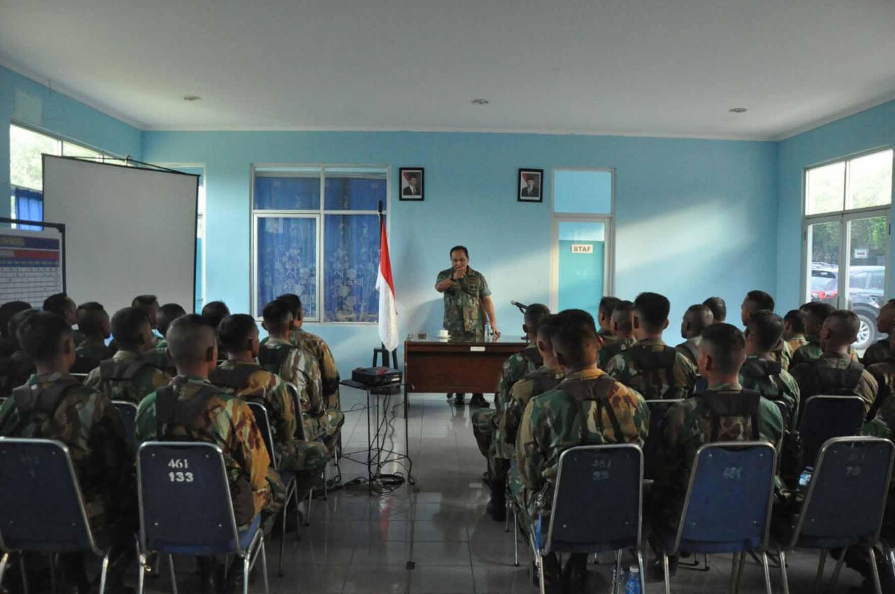 Paskhas Berikan Yang Terbaik Bagi TNI AU