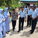 Kasau : Saya Akan Prioritaskan lulusan SMA Angkasa Jadi Anggota TNI AU
