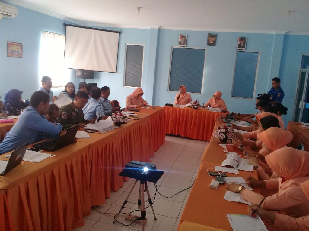 Tim HRD Yasarini Pusat Laksanakan Kunjungan Kerja di Yasarini Cabang Lanud Adisutjipto