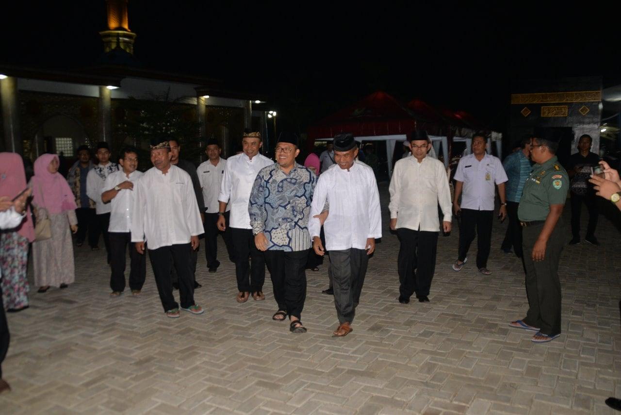 Safari Ramadhan dan Peringatan Nuzulul Qur'an Gubernur Jabar di Lanud Ats
