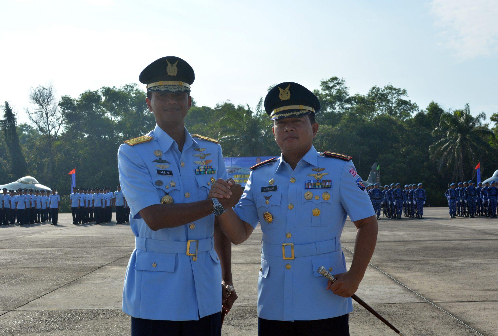Kolonel Pnb Azhar Aditama Jabat Danwing 6