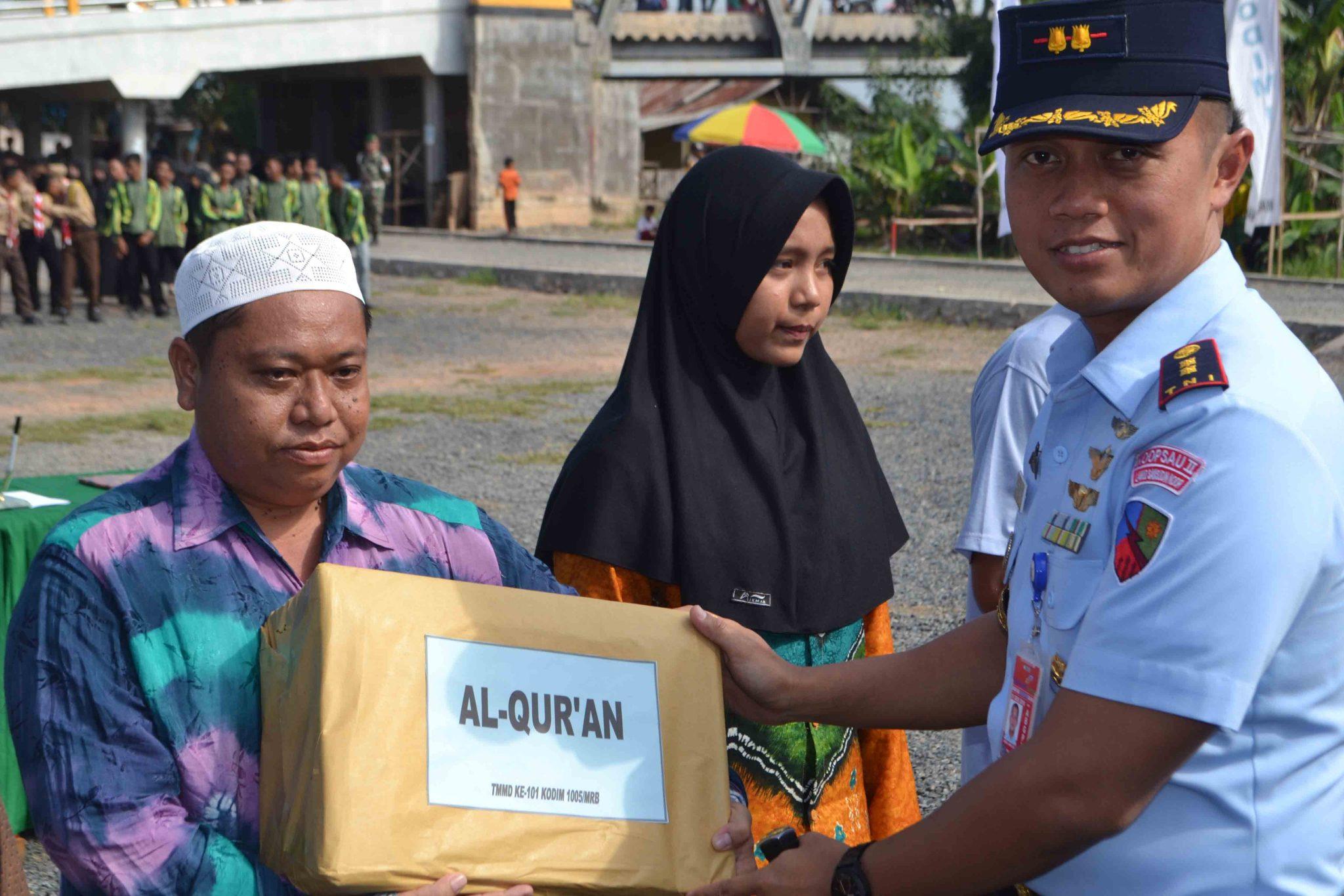 Penutupan TMMD Ke-101 TA. 2018 Wilayah Kalimantan Selatan