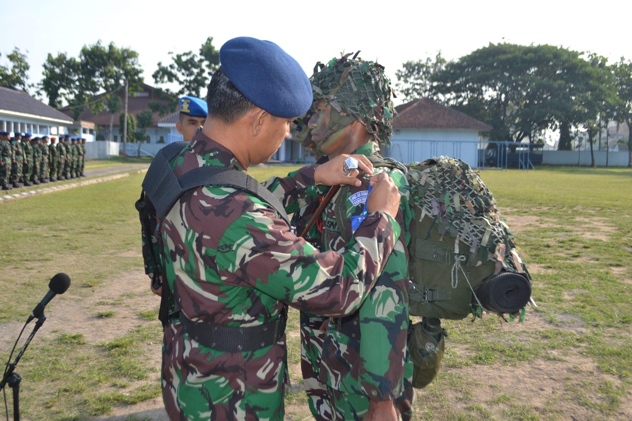 Danlanud Adi Soemarmo Buka Latganda Sinabung XXXIII Setukba Angkatan Ke-33